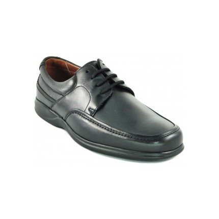 Baerchi 1930 - Zapatos de cordones en piel, de ancho especial y plantillas extraíbles