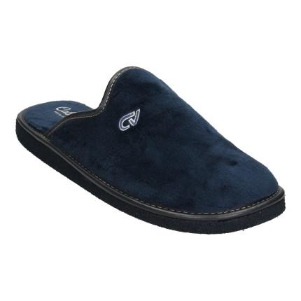 Zapatillas de casa para hombre sin talón, muy ligeras y confortables (pedir un número más)