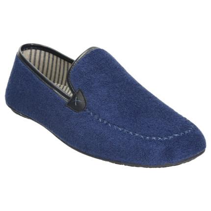 Zapatillas de casa para hombre cerradas de verano, fabricadas