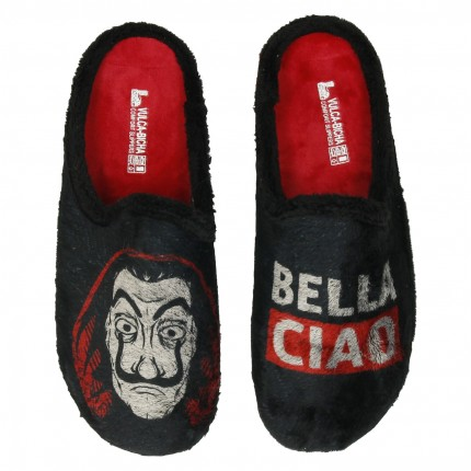 BELLA CIAO negro -...