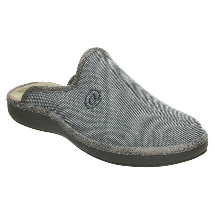 Zapatillas de casa en gris...